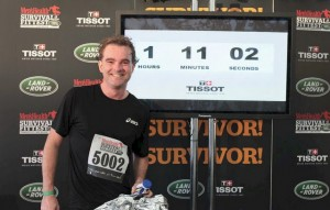 Anthony Richardson ...Born Survivor!